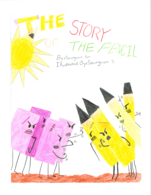 The Story of the Pencil by Seungwan S.
