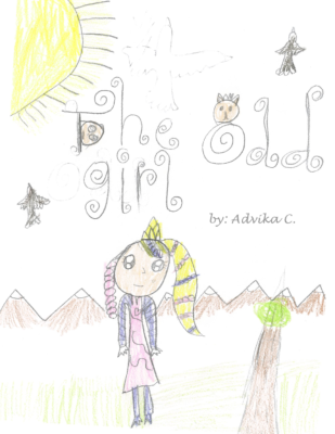 The Odd Girl by Advika C.