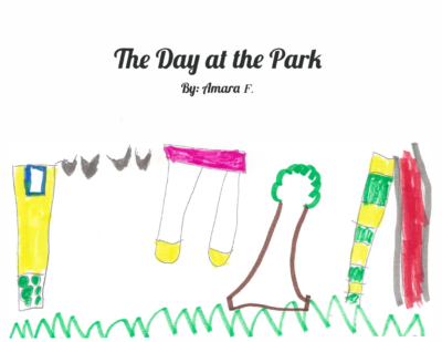 The Day at the Park by Amara F.