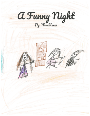 A Funny Night by Mackenzi M. B.