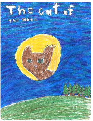 The Cat of the Moonby Skylar-E.