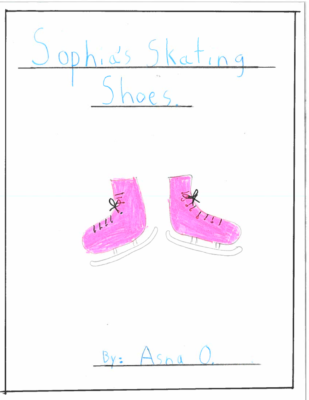 Sophia's Skating Shoesby Asna O.