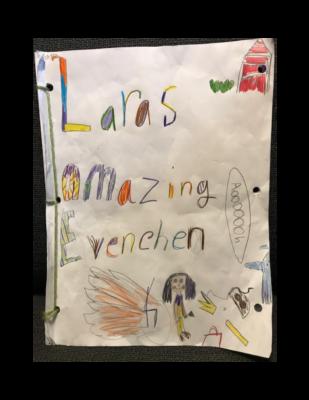 Lara's Amazing Evenchenby Gretta D.