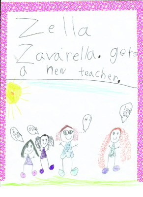 Zella Zaverella Gets a New Teacherby Hattie L.