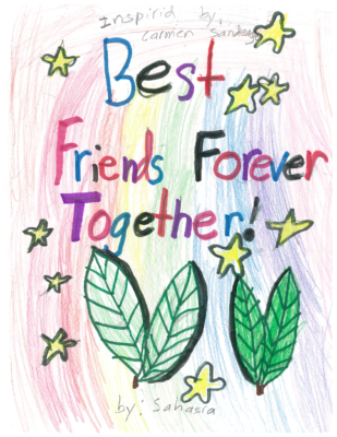 Best Friends Forever Togetherby Sai Sahasra P.