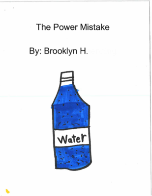 The Power Mistakeby Brooklyn H.
