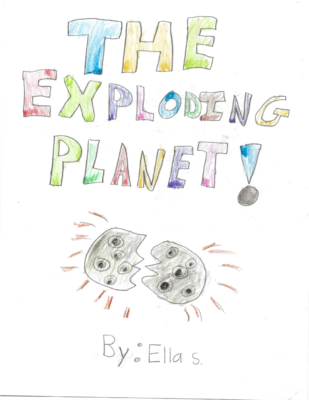 The Exploding Planetby Ella S.