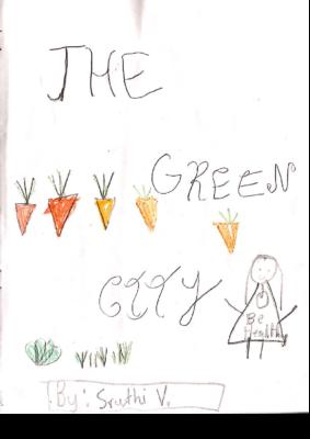 The Green Cityby Sruthi V.