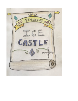 Tim and Lucy: Ice Castleby Diane K.