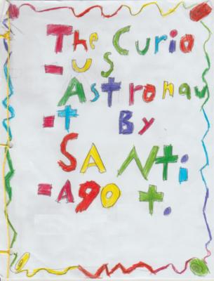 The Curious Astronautby Santiago T.