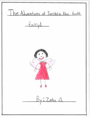 The Adventures of Twinkle The Tooth Fairyby Zoha O.