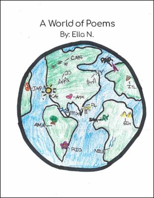 A World Of Poemsby Ella N.