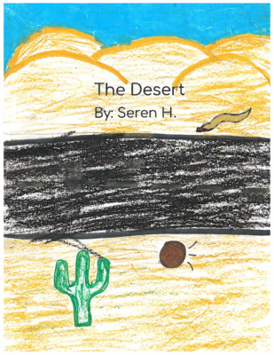 The Desertby Seren H.