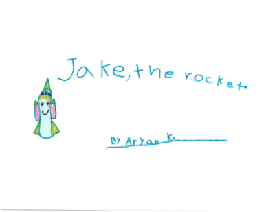Jake, The Rocketby Aryan K.