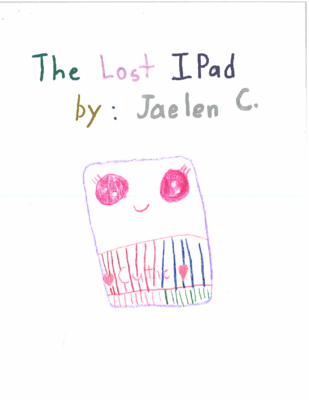 The Lost iPadby Jaelen C.