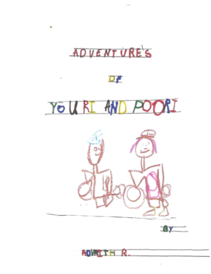 Adventures of Youry and Pooryby Advaith R.