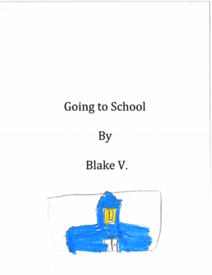 Going to Schoolby Blake V.