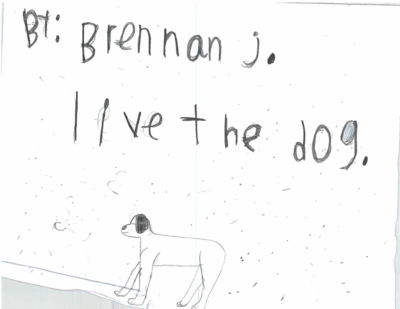 Live the Dogby Brennan J.