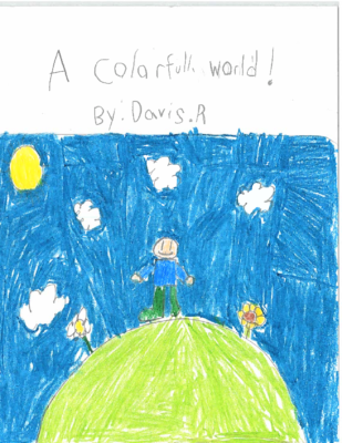 A Colorful Worldby Davis R.