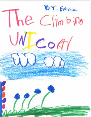 The Climbing Unicornby Emma D.