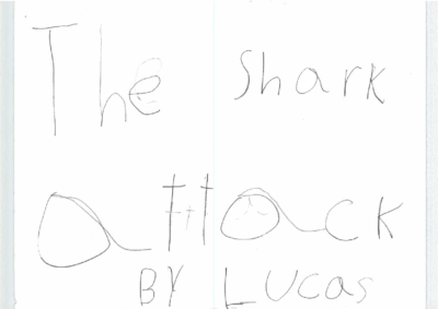 The Shark Attackby Lucas V.