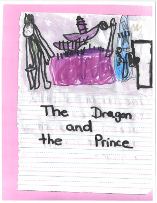The Dragon and the Princeby Sarah Ruth H.
