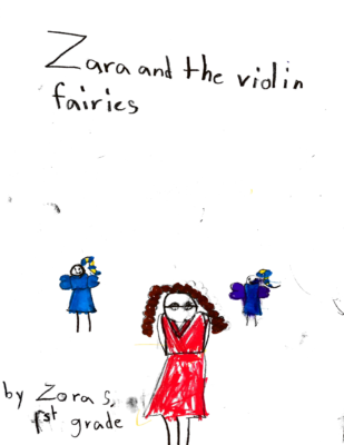 Zara and the Violin Fairiesby Zora S.