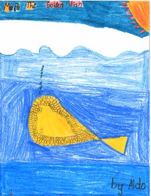 Mark the Golden Fishby Aldo G.
