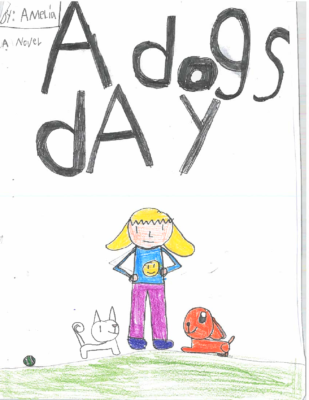 A Dog's Dayby Amelia S.