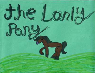The Lonely Ponyby Audrey B. F.