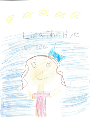 Liea the Heroby Bella H.