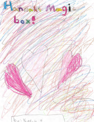 Hannah's Magic Boxby Hannah P.