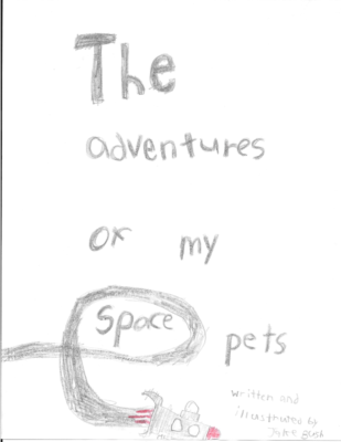 The Adventures of My Space Petsby Jake B.