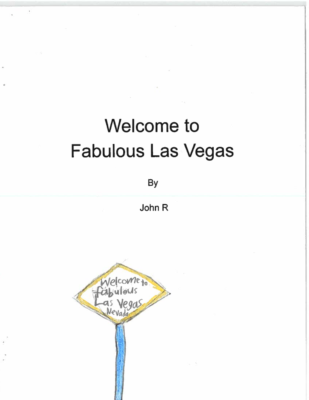 Welcome to Fabulous Las Vegasby John R.