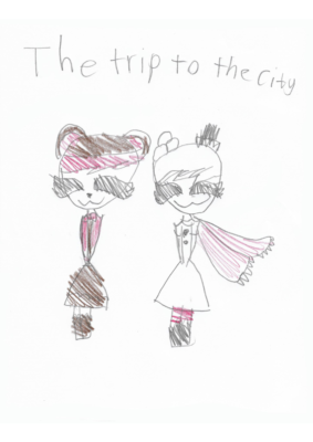 The Trip To The Cityby Kimi S.