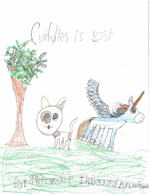 Cuddles Is Lostby Miranda G.
