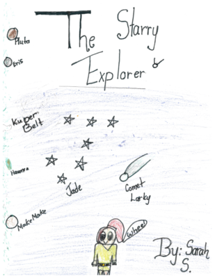 The Starry Explorerby Sarah S.
