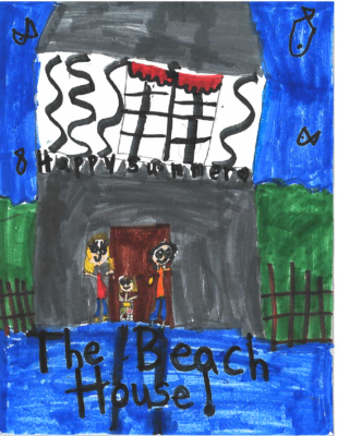 The Beach Houseby Sawyer M.