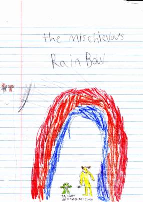 The Mischievous Rainbowby Simon G.