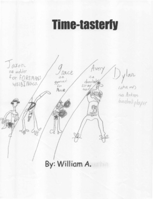 Time-tastrophyby William A.