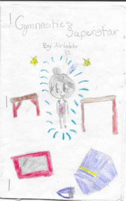 Gymnastics Superstar!by Ahladita B.