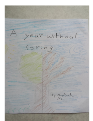 A Year Without Springby AidinhV. N.