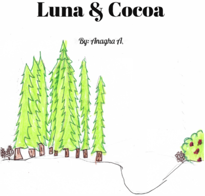 Luna & Cocoaby Anagha A.