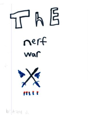 The Nerf Warby Ashton J.