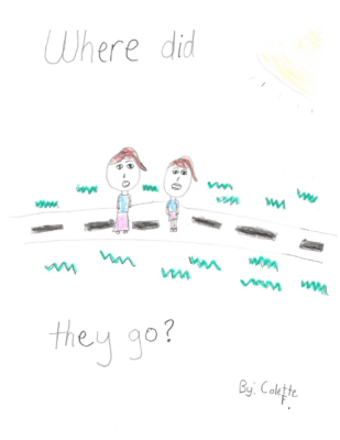 Where Did They Go?by Colette F.