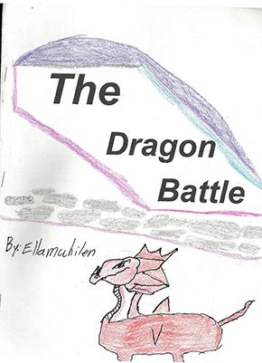 The Dragon Battleby Ellamuhilen M.J.K.