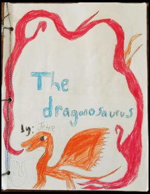 The Dragonosaurusby Jettie K.