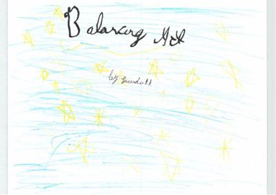Balancing Actby Lucinda T.