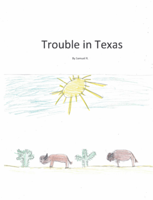 Trouble in Texasby Samuel R.