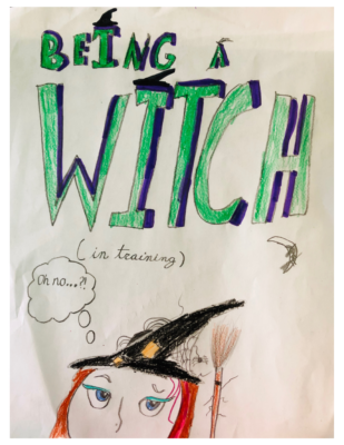 Being A Witchby Adalie T.